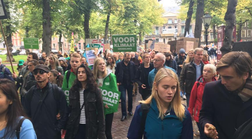 Over 80% of NL residents worried about climate change: ABN Amro