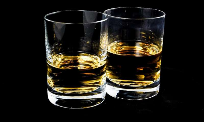 Peptide is a key mediator in the regulation of compulsive alcohol drinking