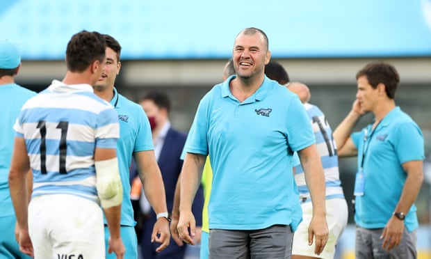 Wallabies wary of former coach Michael Cheika being 'asset' to Argentina