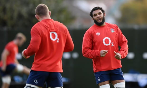 England recall Ludlam and Ford but drop Willis for Ireland match