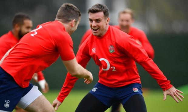 George Ford backs England to show attacking talents against Ireland
