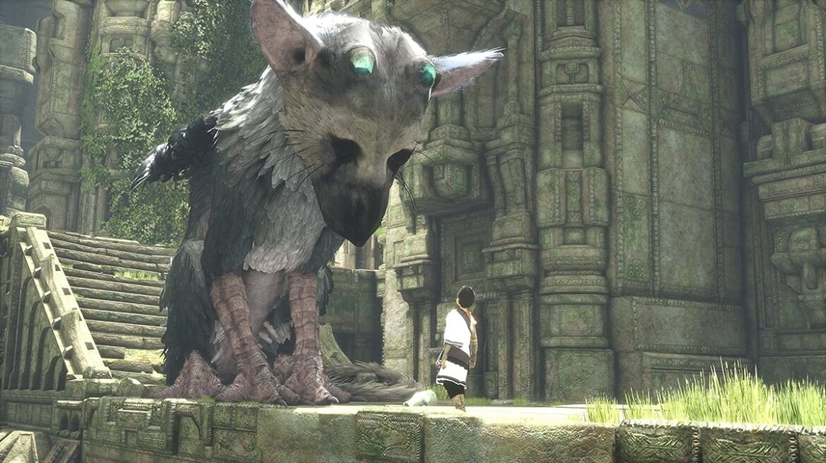 The Last Guardian on PS5 runs at 60fps – but only if you have the disc